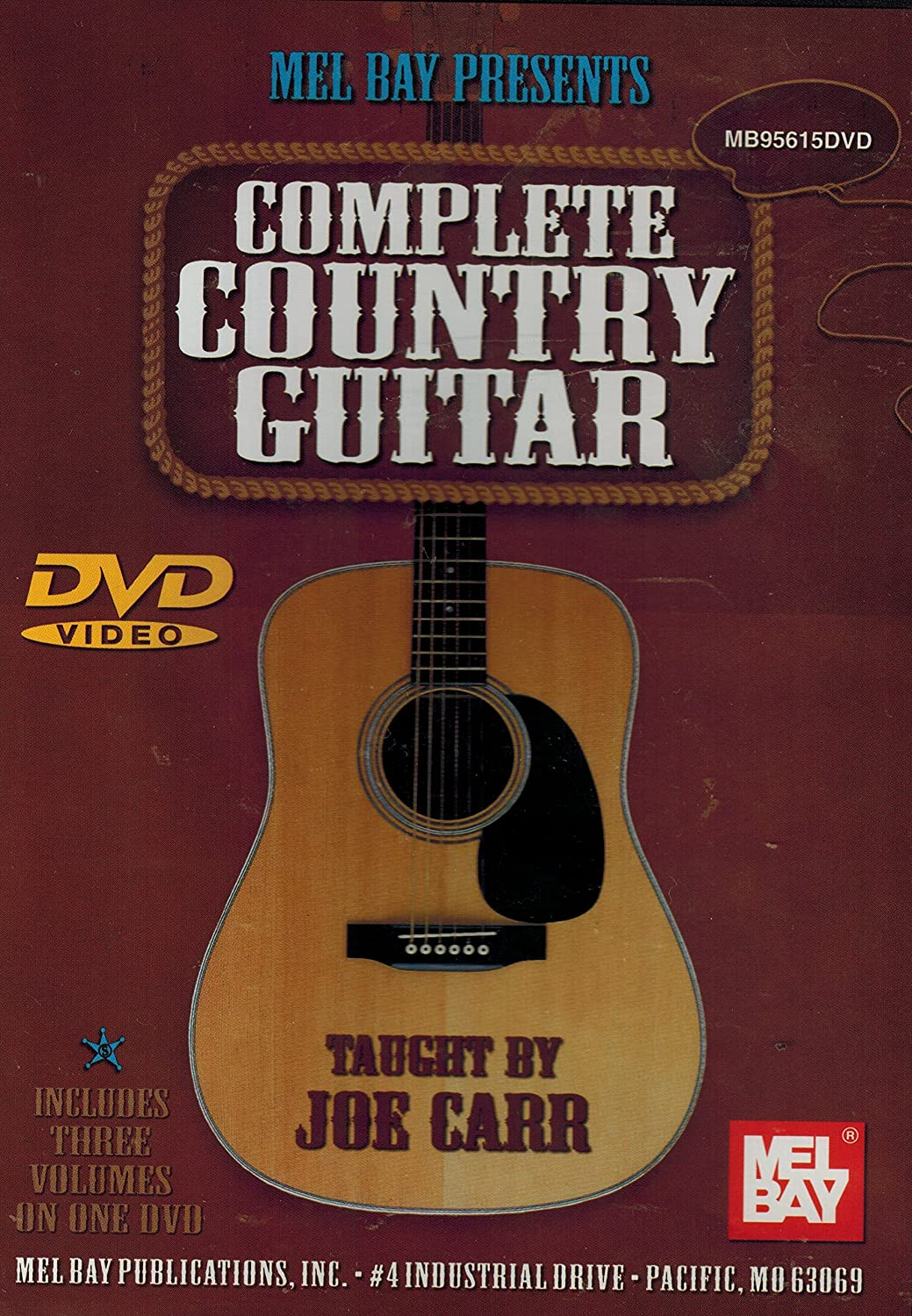 Amazon Mel Bay Complete Country Guitar Joe Carr Movies Tv
