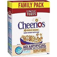 UNCLE TOBYS Cheerios Multigrain, 580 Grams