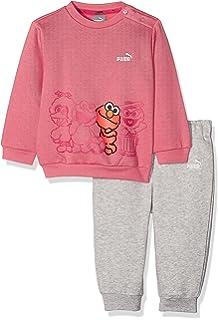 7f9efc18c078 Puma Children s Sesame Street Infant Jogger Tracksuit  Amazon.co.uk ...