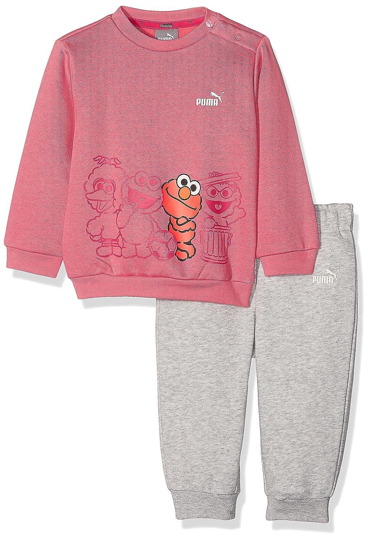 Puma Children's Sesame Street Jogger Suit 592557