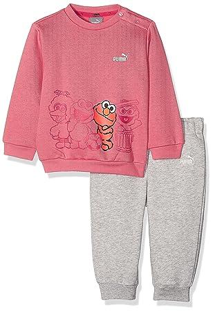 8920c10772ab4 PUMA Sesame Street Survêtement Enfant Rapture Rose FR   XS (Taille  Fabricant   62)