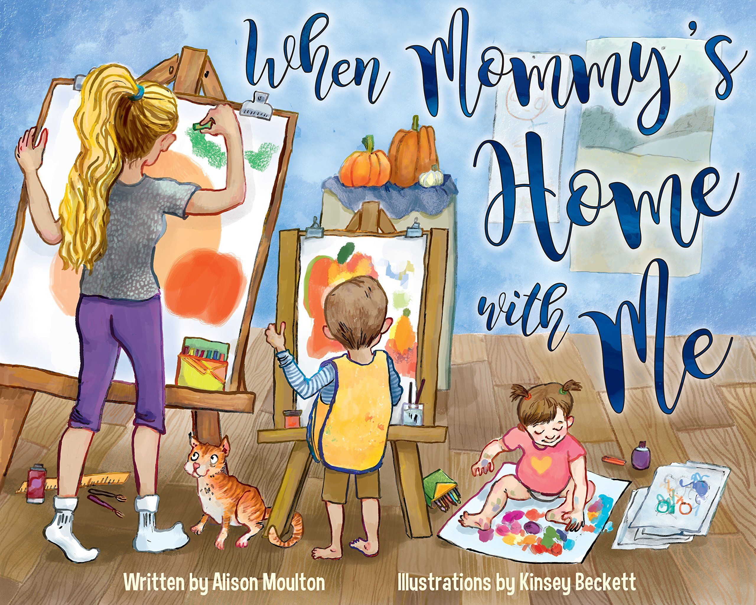 Download When Mommy's Home with Me pdf