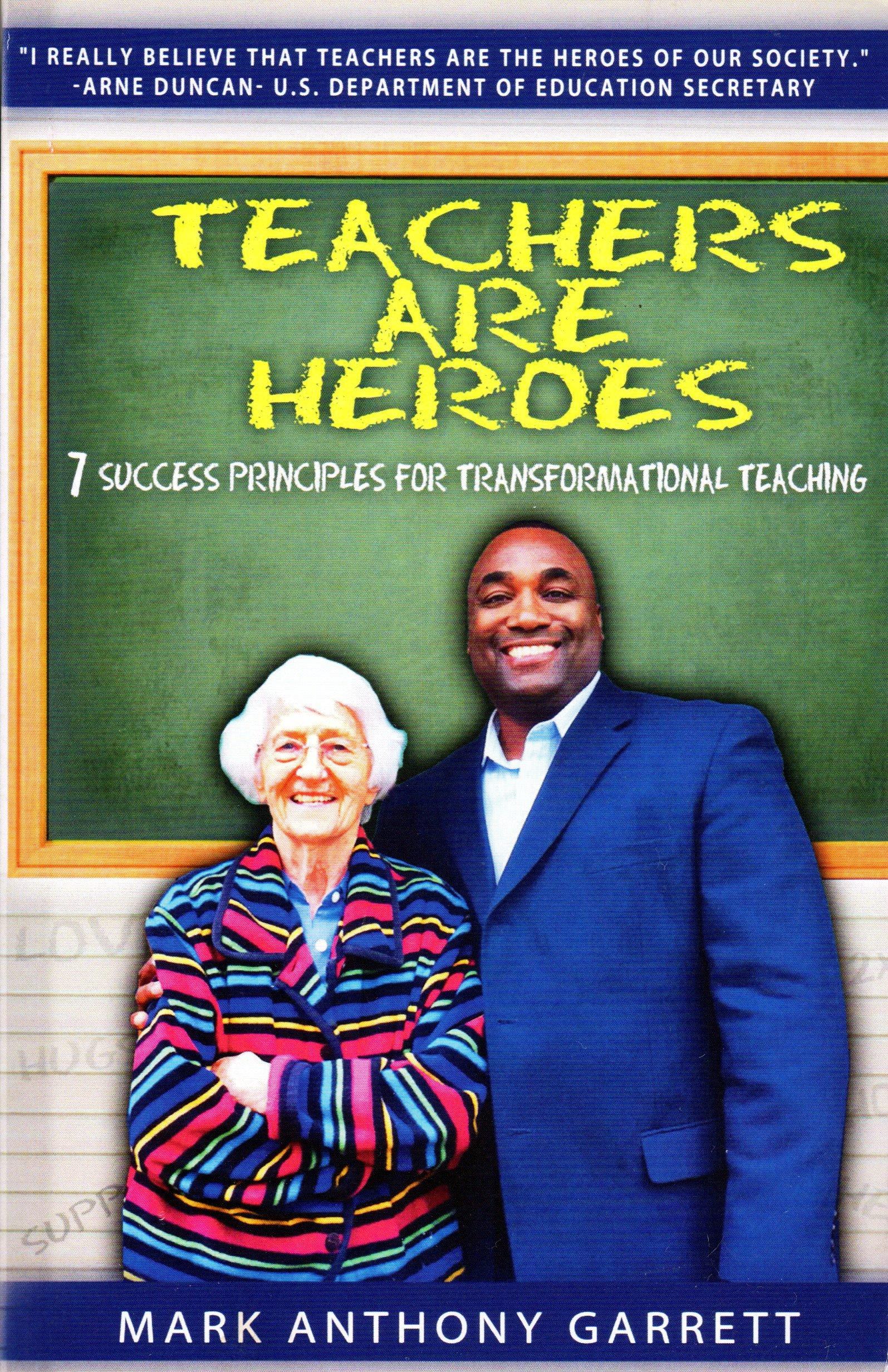 Teachers are Heroes PDF