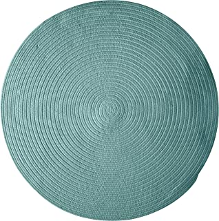 product image for Colonial Mills Bristol Area Rug 3x3 Teal