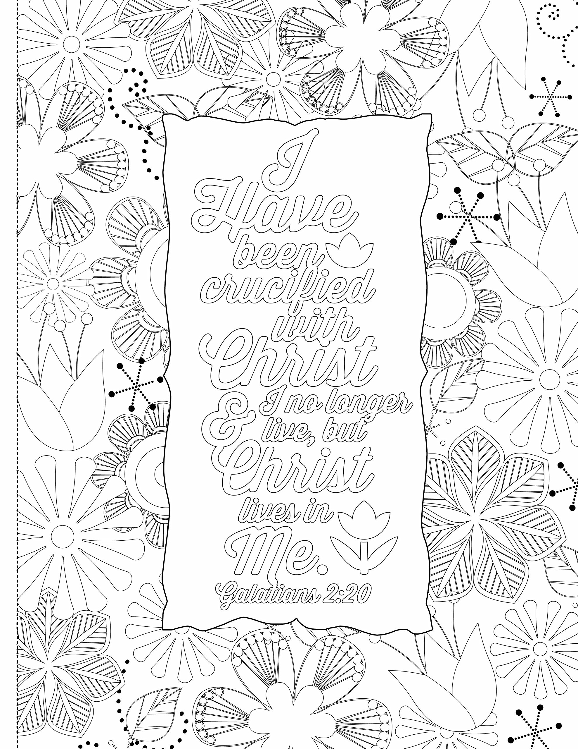 Free Downloadable Coloring Pages | Coloring Faith | 2560x1978