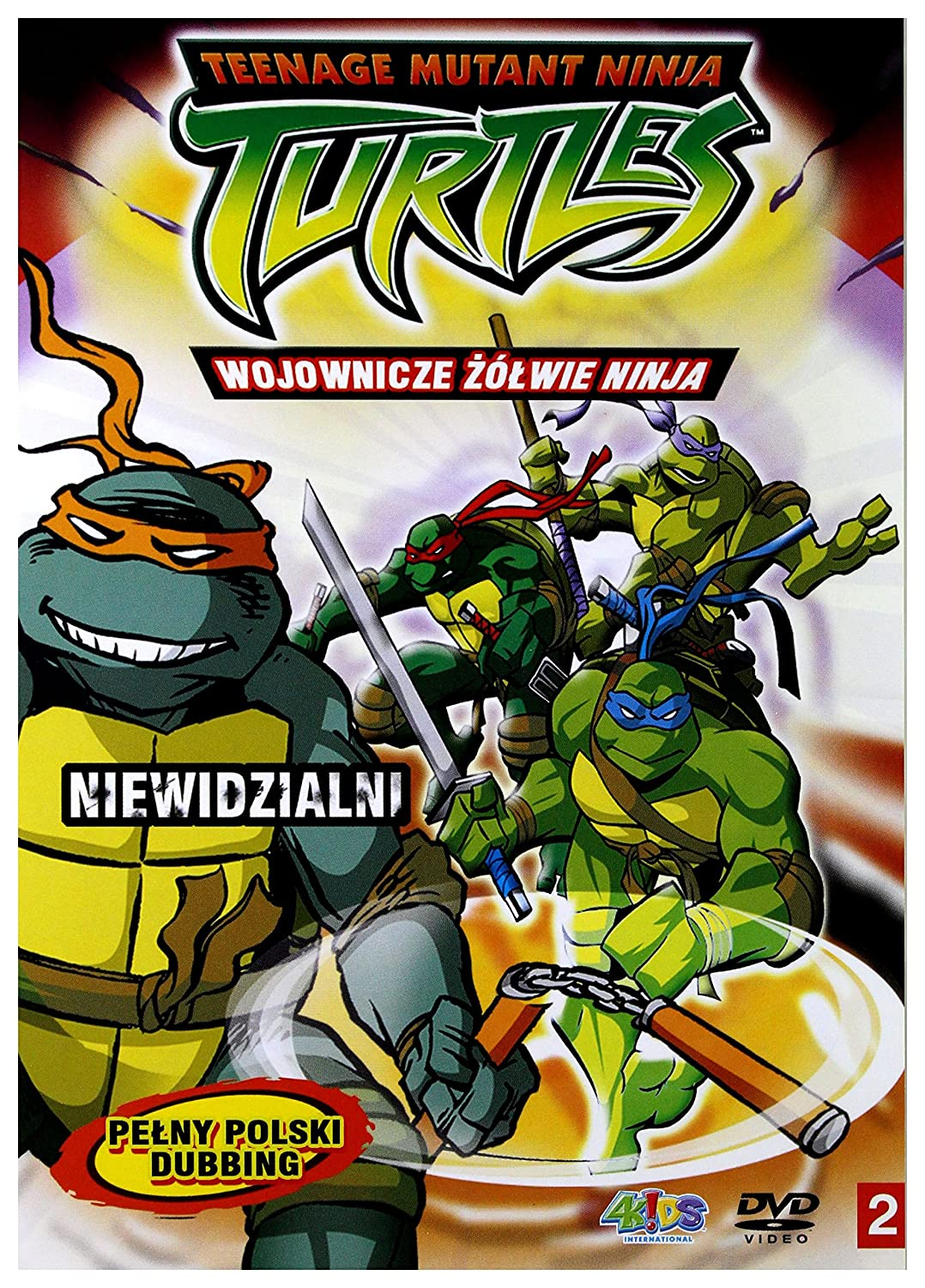 Amazon.com: Teenage Mutant Ninja Turtles 2 (IMPORT) (No ...