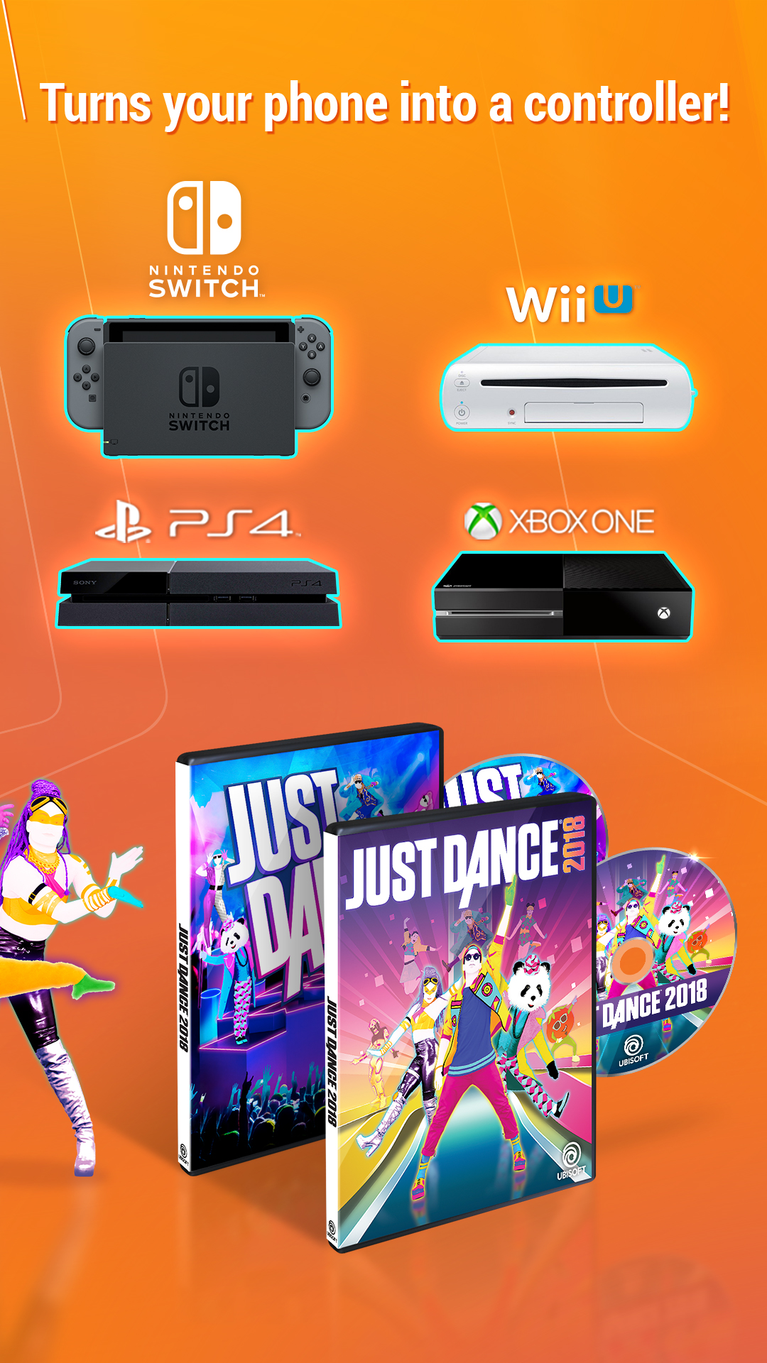 Amazon.com: Just Dance Controller: Appstore for Android