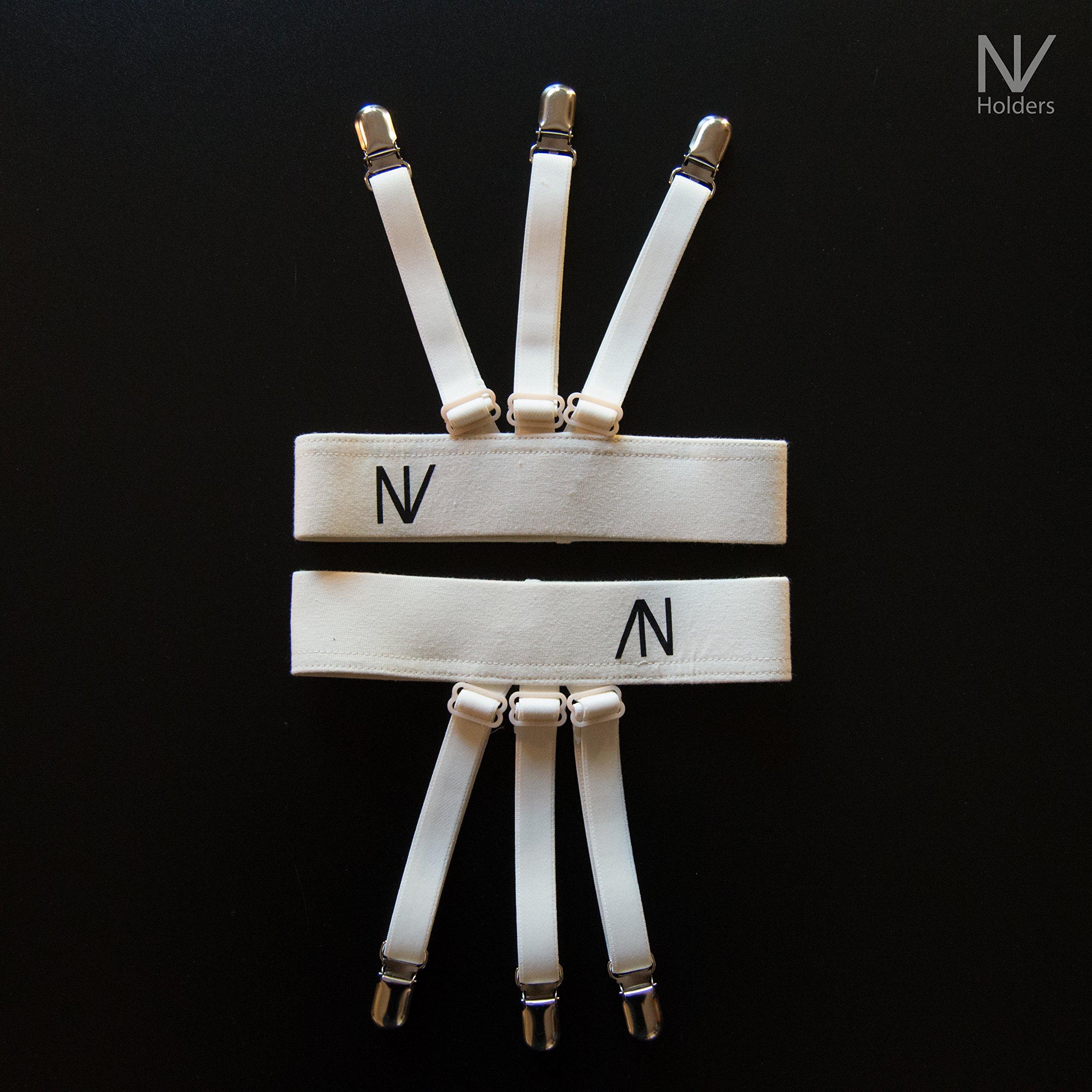 NV Holders Shirt-Holder Color Beige Size S by NV Holders (Image #2)