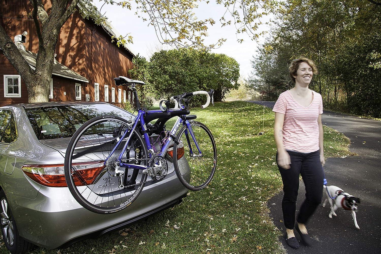Saris Bones Heckträger Für 2 Fahrräder Schwarz Auto