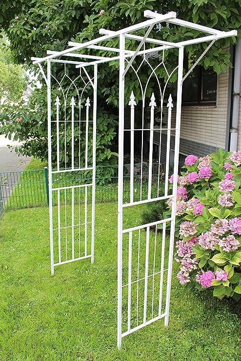 Rose arco rankier ayuda Rose estructura Rank estructura Jardín ...