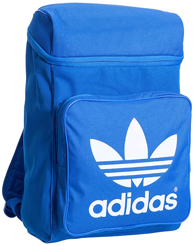 adidas Classic Rucksack blue Blubir/Wht Size:26 x 13 x 41 cm