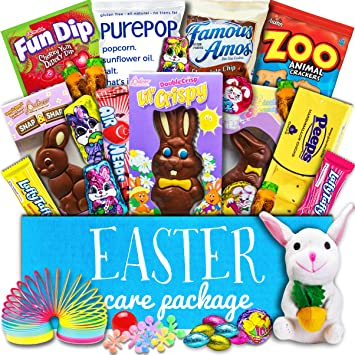 Amazon easter care package 30 count filled with candy easter care package 30 count filled with candy chocolate toys negle Image collections
