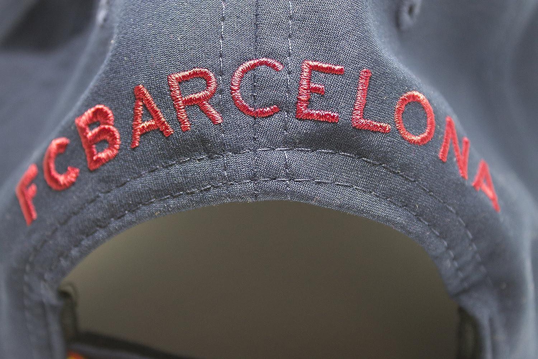 Taille Adulte r/églable Casquette Mixed-Core FC Barcelona Produit officielle