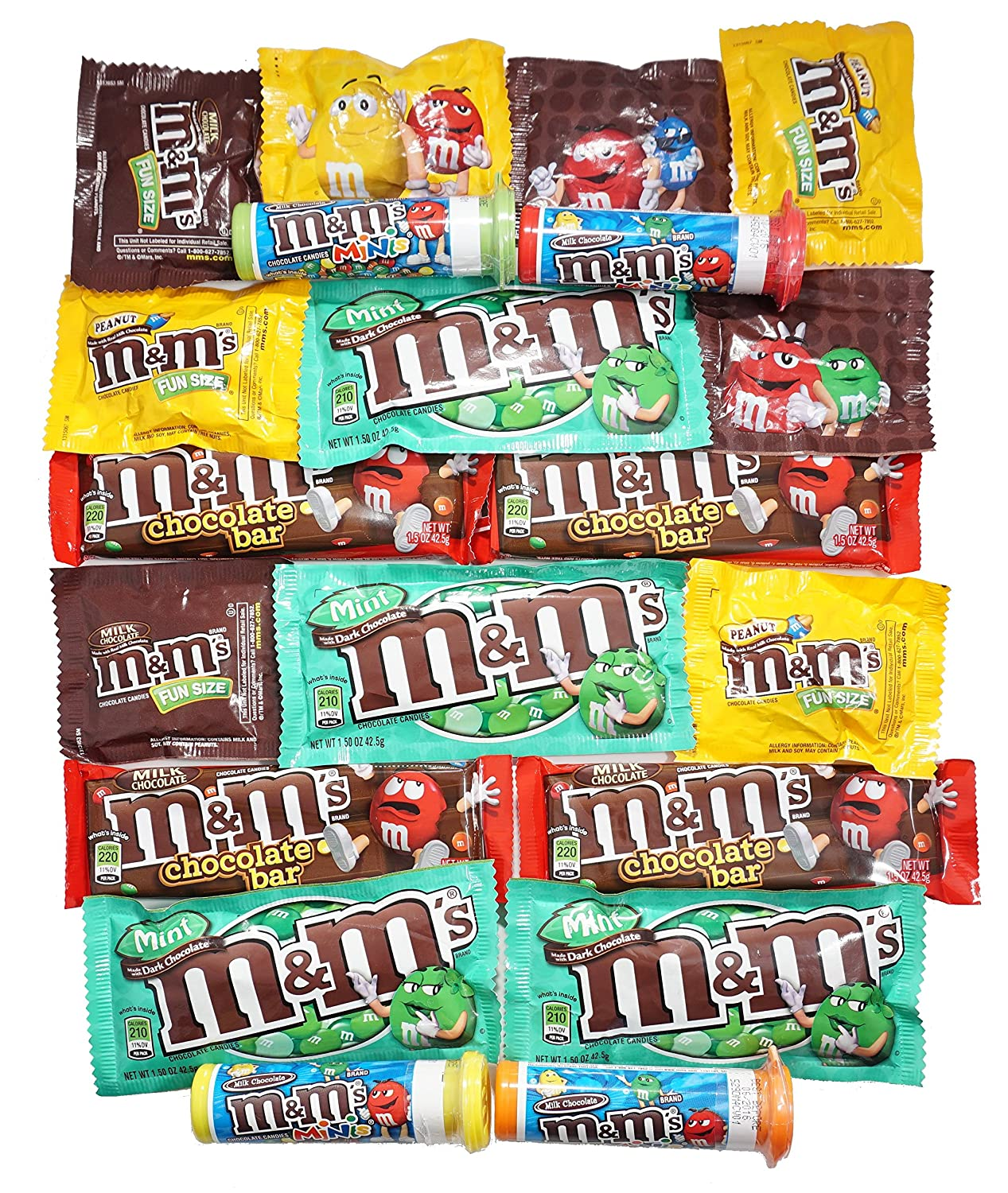 Amazon mms candy 30 count mars basket stuffer gift and amazon mms candy 30 count mars basket stuffer gift and egg hunt supplies variety pack care package fun mini single tube size and flavors mint buycottarizona Gallery