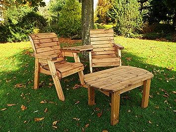 compagnon de jardin Assise - Ensemble de conversation - extérieur ...