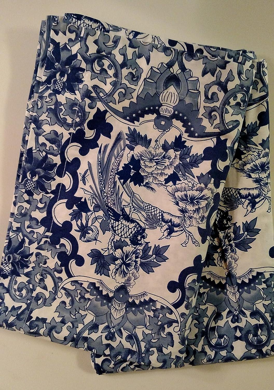 Ralph Lauren Porcelain Blue & White Tamarind Standard Sham