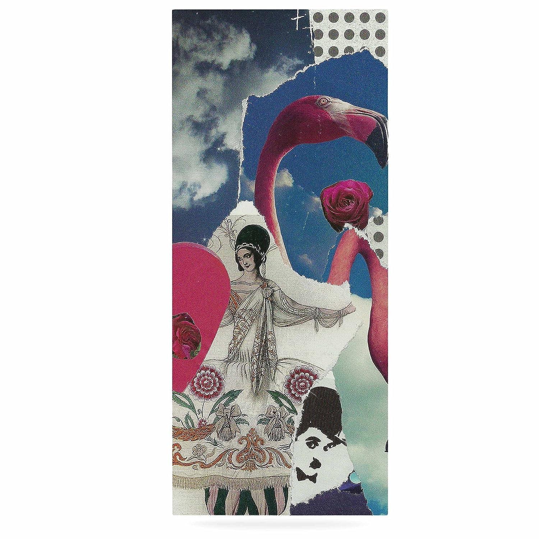24 x 36 Kess InHouse Jina Ninjjaga Fashion Pop Art Luxe Rectangle Panel