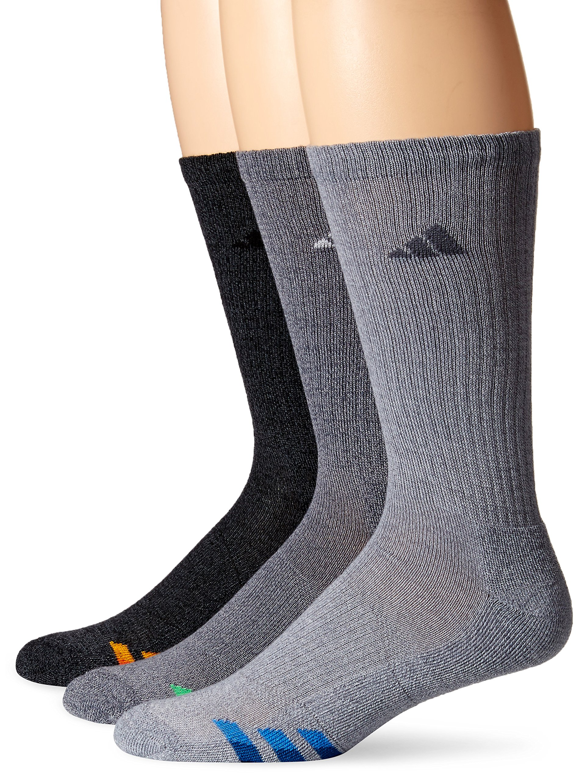 Xterra Paddle Boards >> adidas Men's Cushioned Color Crew Socks (3-Pack) | ExerciseN