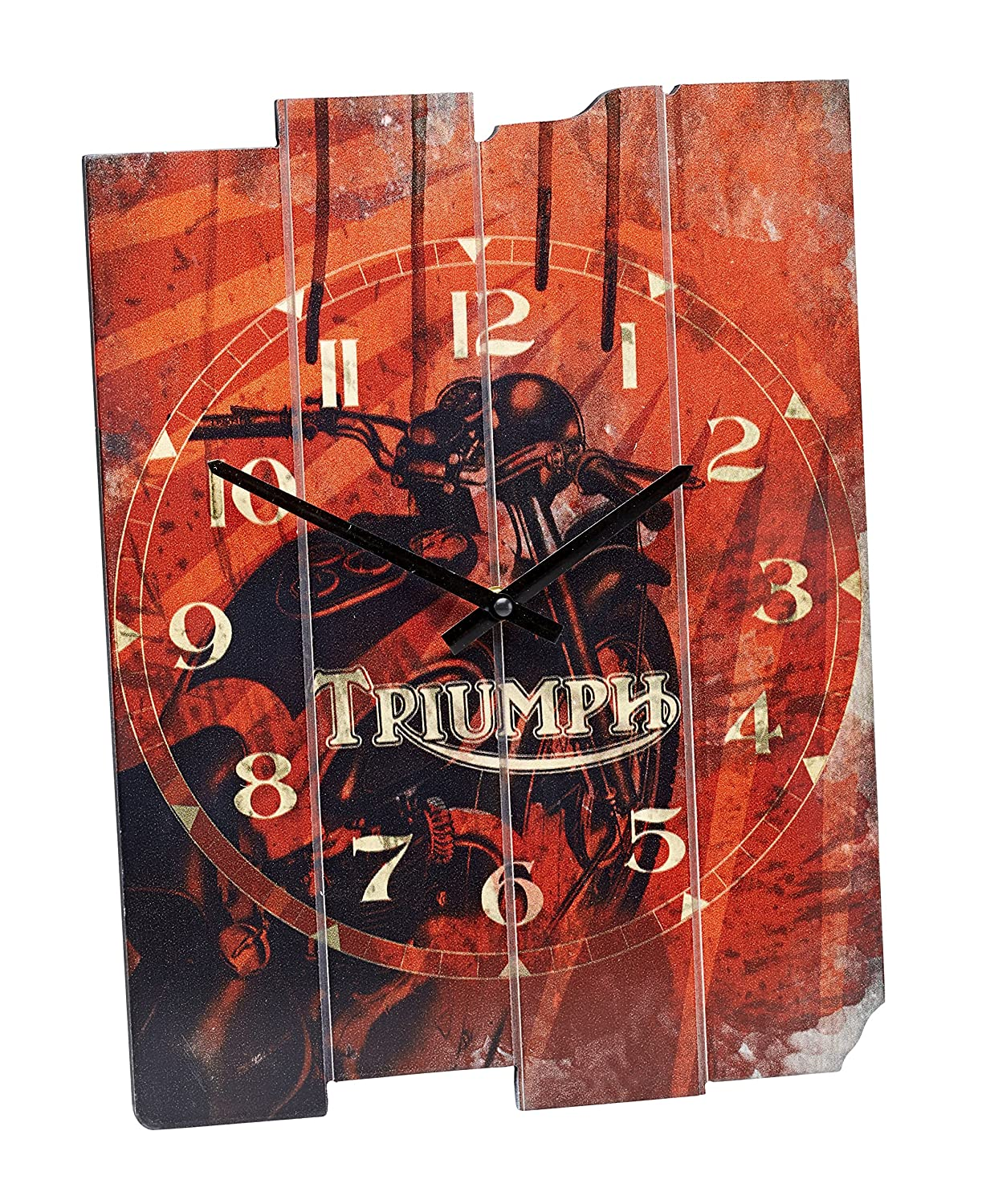 Genuine Triumph Motorcycles Wall Clock