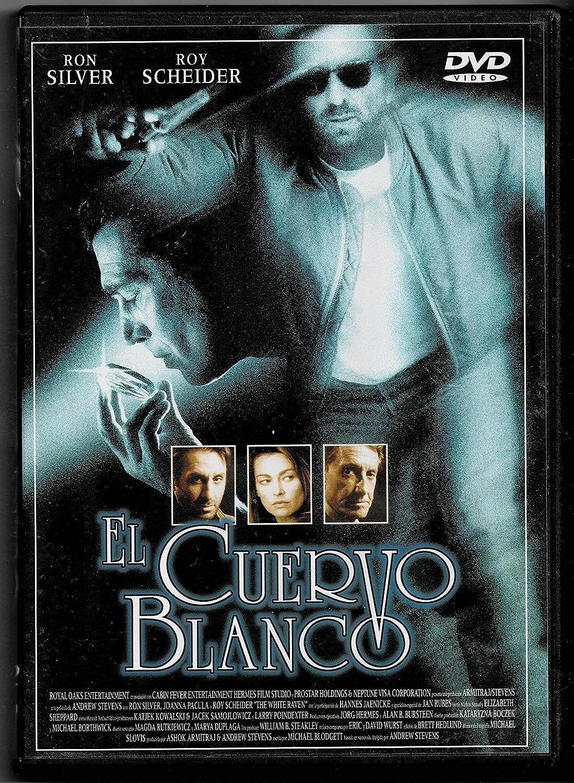 El cuervo blanco dvd: Amazon.es: Ron Silver, Roy Scheider ...