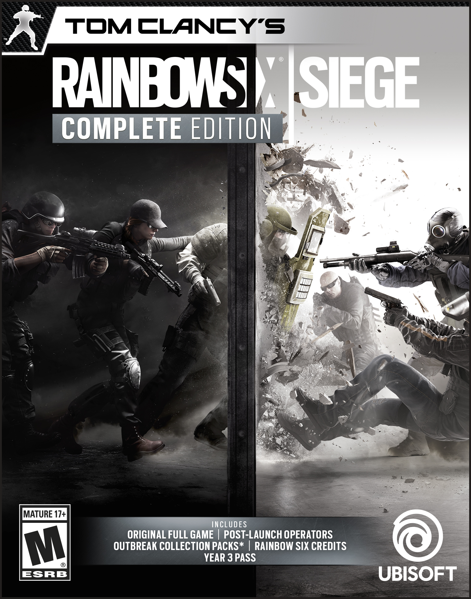 Tom Clancy's Rainbow Six Siege - Complete Edition [Online Game Code]