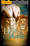 The Lion's Share (The Lion Princes Book 2)