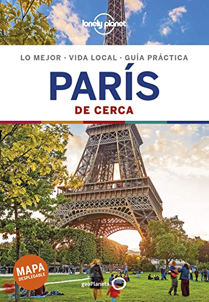 París De cerca 6 (Guías De cerca Lonely Planet): Amazon.es: Le Nevez, Catherine, Pitts, Christopher, Williams, Nicola, García Barriuso, Elena: Libros