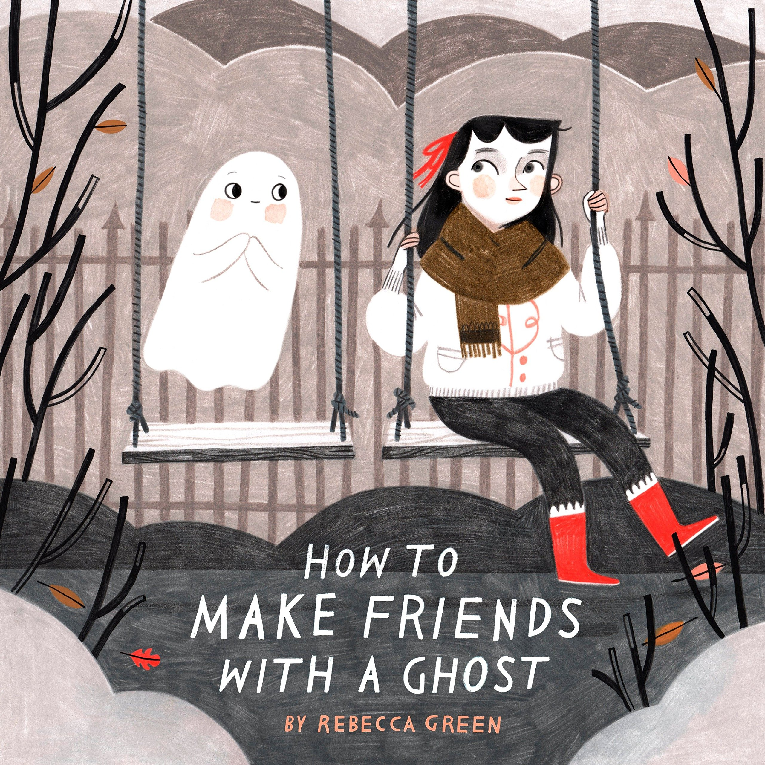 Image result for how to make friends with a ghost