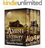 Amish Mystery: Christian Suspense Collection