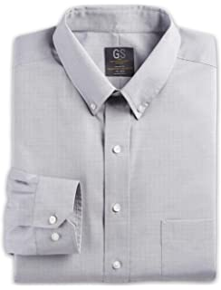 BRAND NEW CM GOLD SERIES LONG SLEEVE NECK RELAXER MENS DRESS SHIRT CASUAL MALE