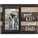 "Prinz 4x6 ""Good Kid.Great Dad"" Frame"