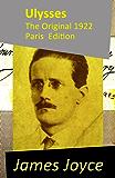 Ulysses - The Original 1922 Paris Edition (English Edition)