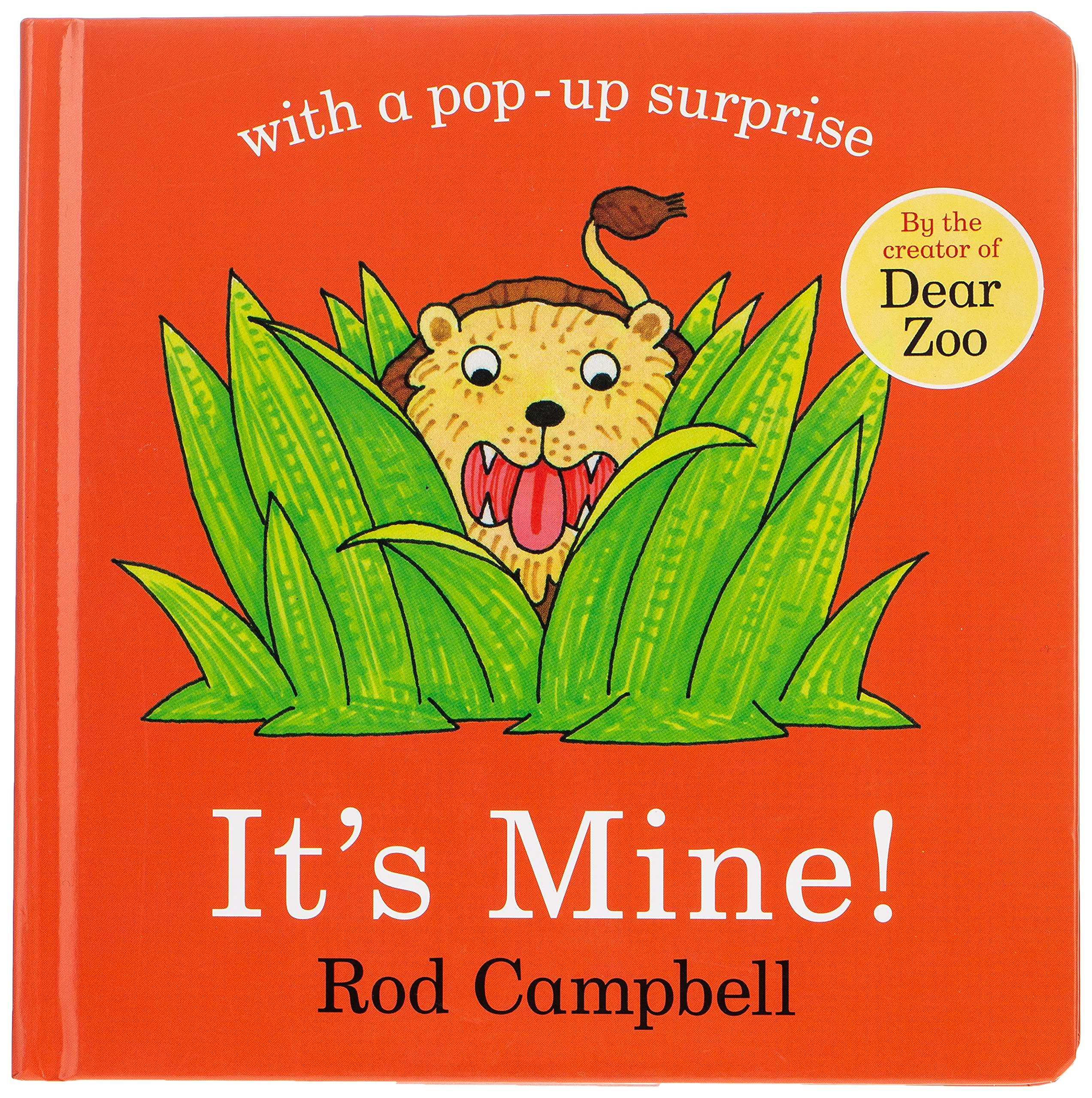 It's Mine! : Campbell, Rod: Amazon.co.uk: Books