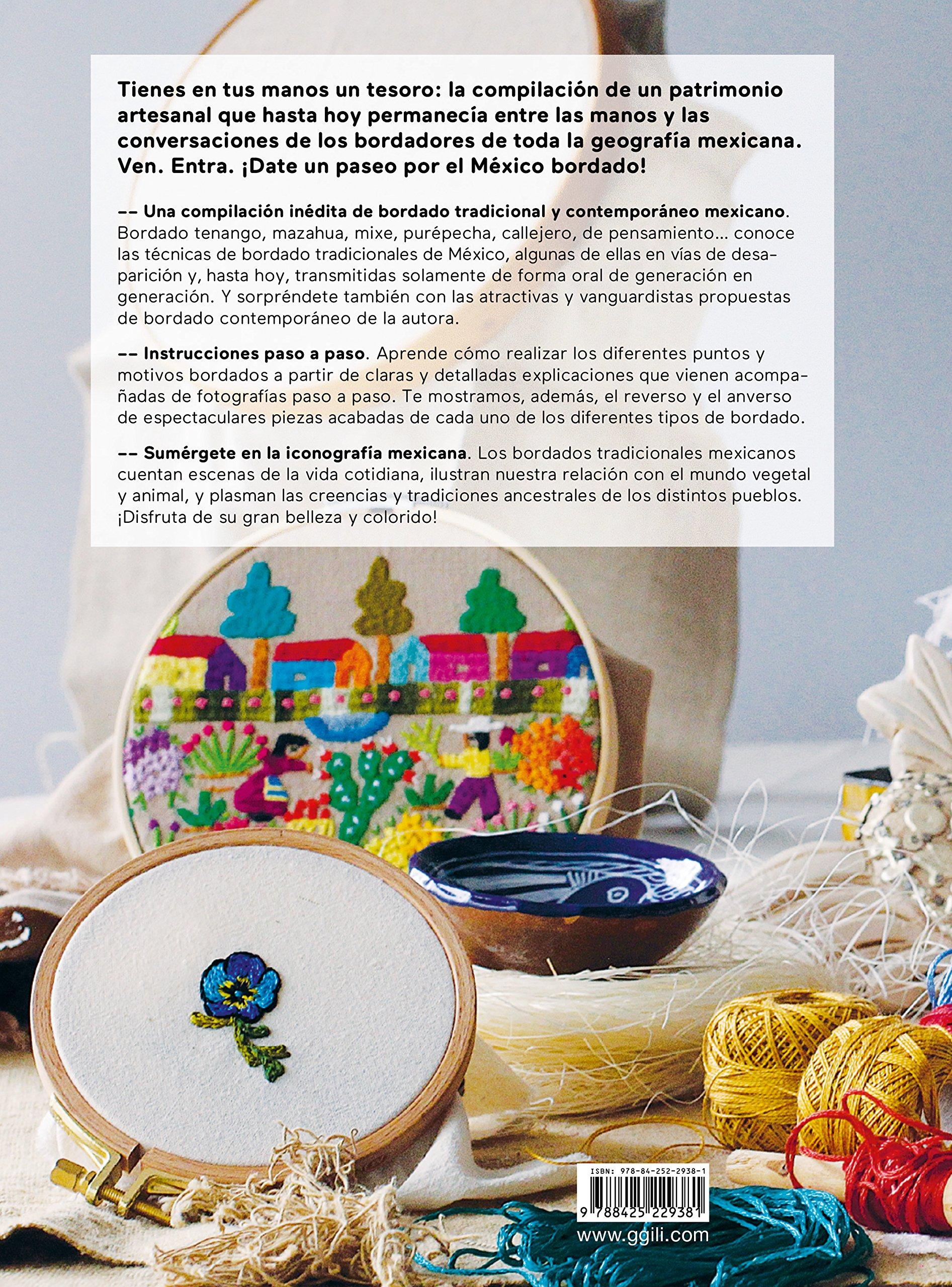 México bordado. De la tradición al punto contemporáneo GGDiy: Amazon.es: Gimena Romero: Libros