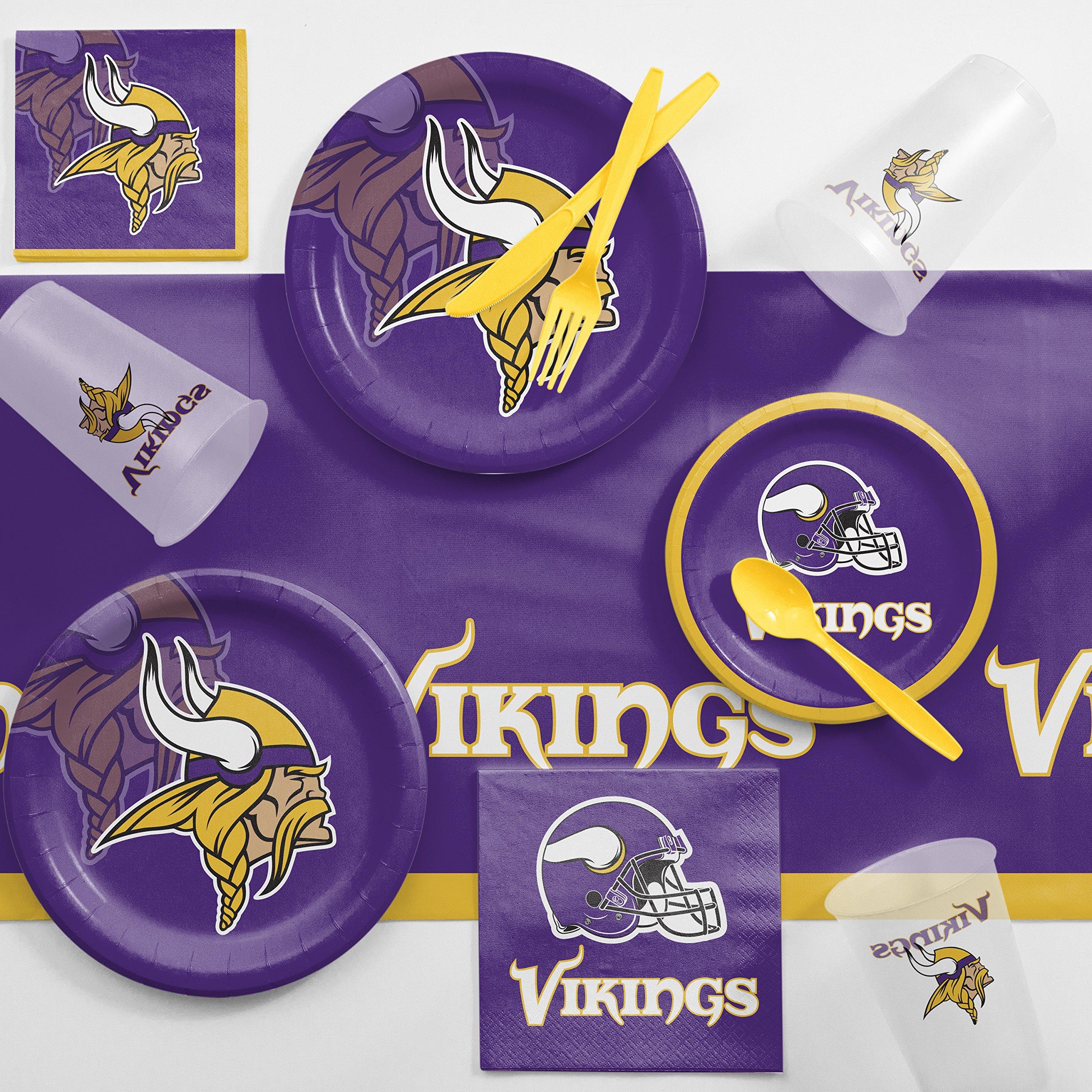Amazon.com  Minnesota Vikings Football Super Bowl Party Helmet ... f104af815