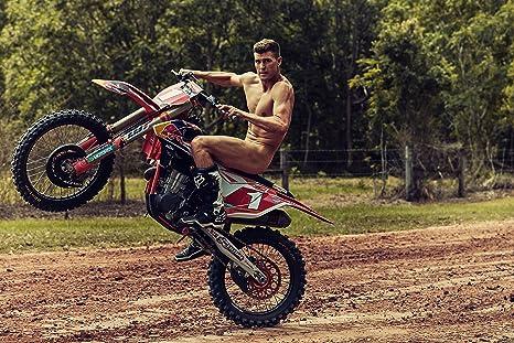 Womens motocross naked