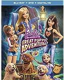 Barbie & Her Sisters in The Great Puppy Adventure (Blu-ray + DVD + DIGITAL HD)