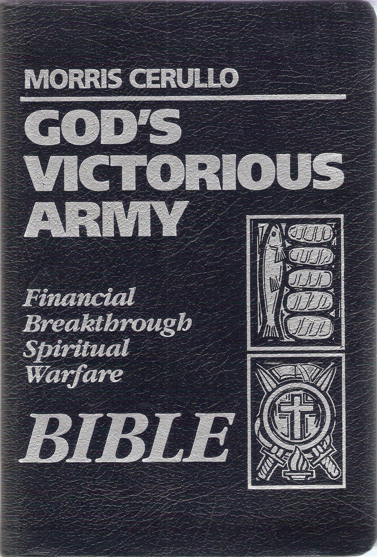 Financial Breakthrough Spiritual Warfare Bible: Amazon com