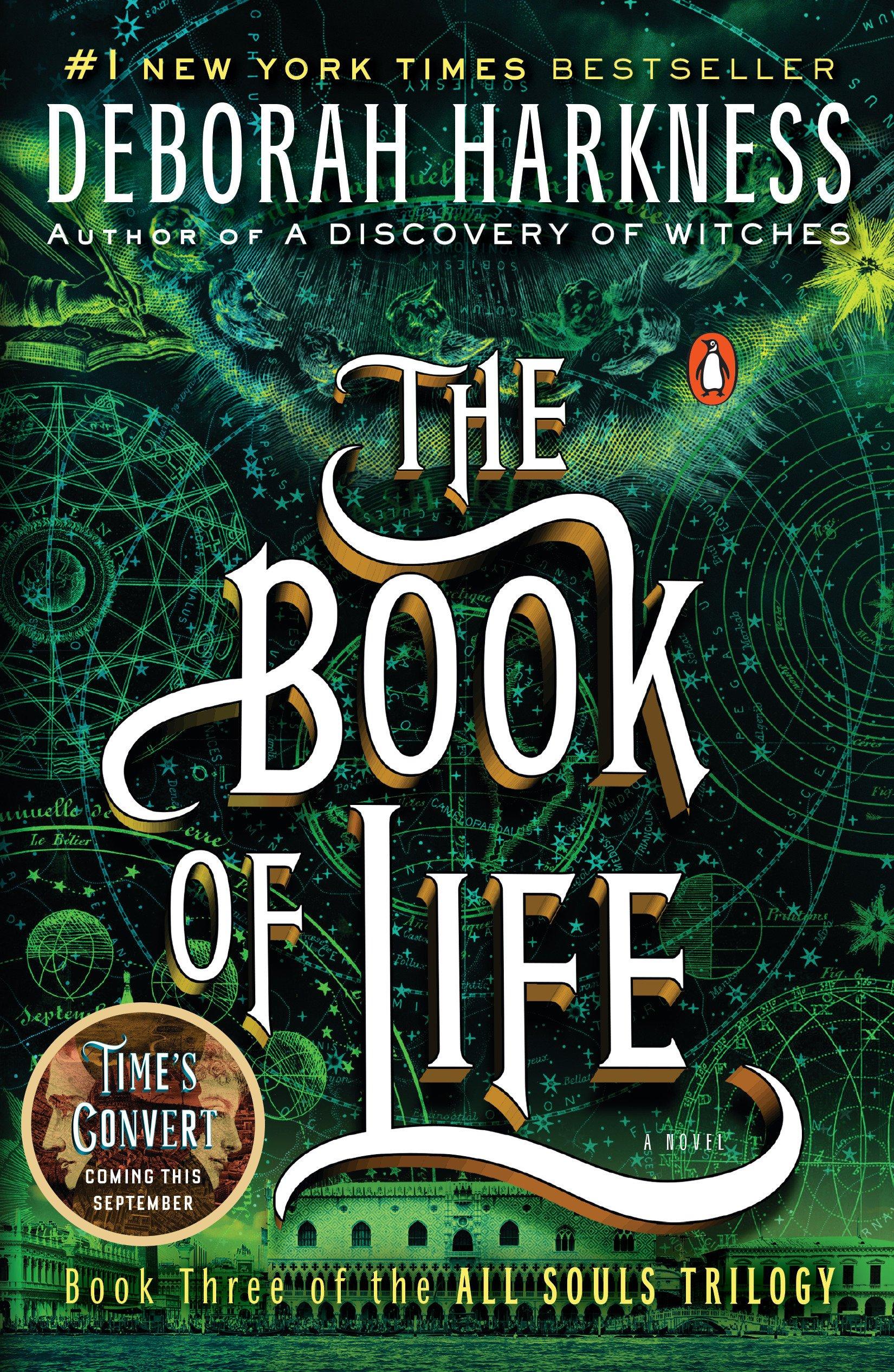 The Book of Life: A Novel (All Souls Trilogy) ebook