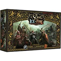 A Song of Ice & Fire Stark vs Lannister Miniatures Board Game Starter