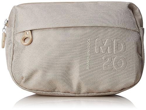 Mandarina Duck Md20 Minuteria, Sacs portés épaule femme, (Flame Scarlet), 7.5x14x21.5 cm (B x H T)