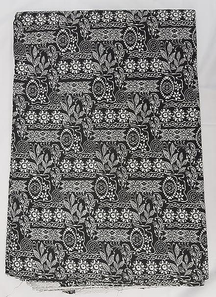 8e077c2a3f Sri Narsingh Cloth Emporium Women s Cotton Dress Material( Multi )   Amazon.in  Clothing   Accessories