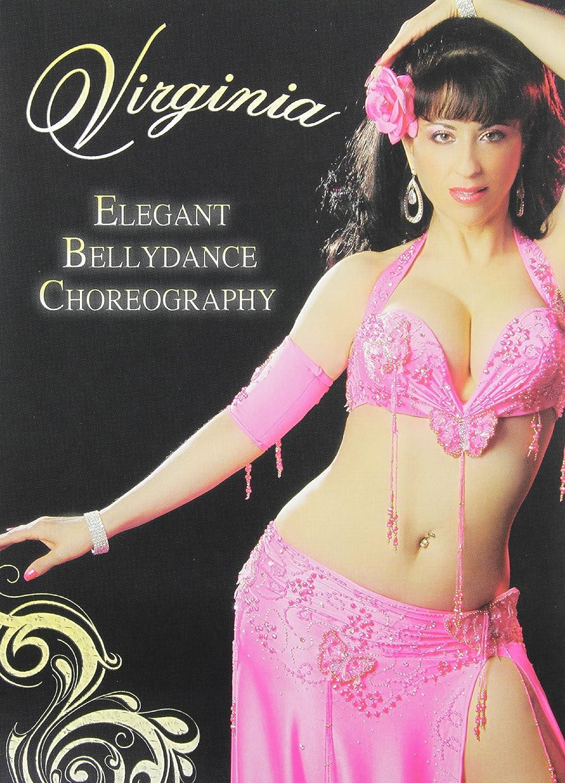 dvd: Virginias Elegant Bellydance Choreography