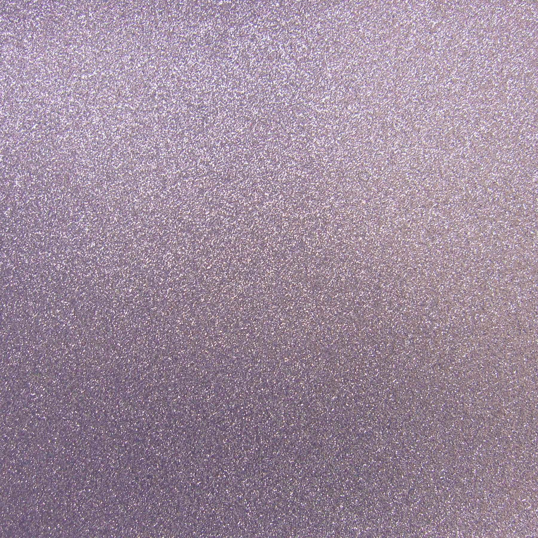 Best Creation 12-Inch by 12-Inch Glitter Cardstock, Lavender