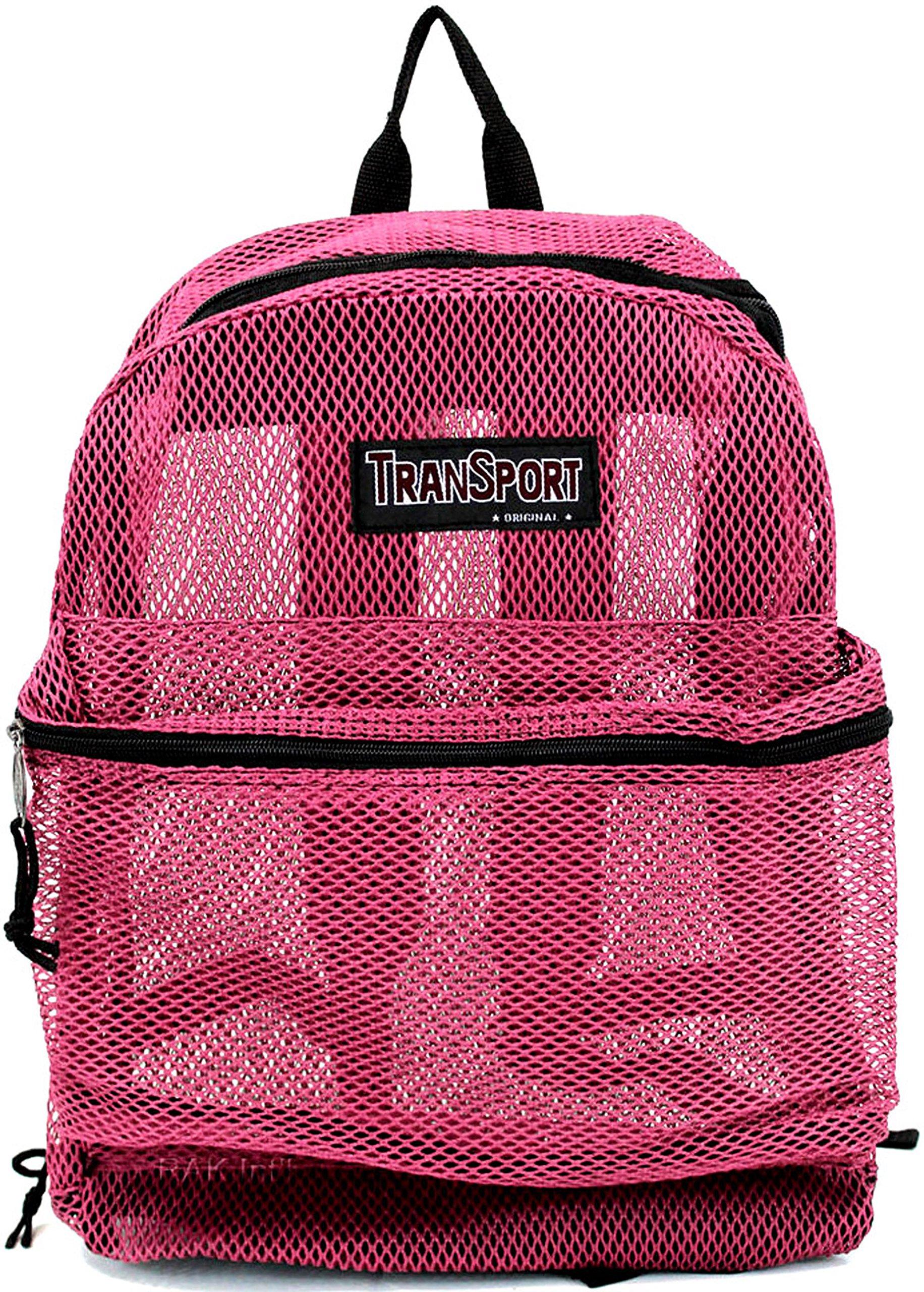 Transworld Mesh Backpack - Maroon