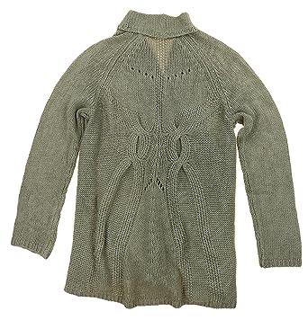 0de681ac54 Matty M Women s Wool Blend Crochet Open Front Cardigan Sweater at Amazon Women s  Clothing store