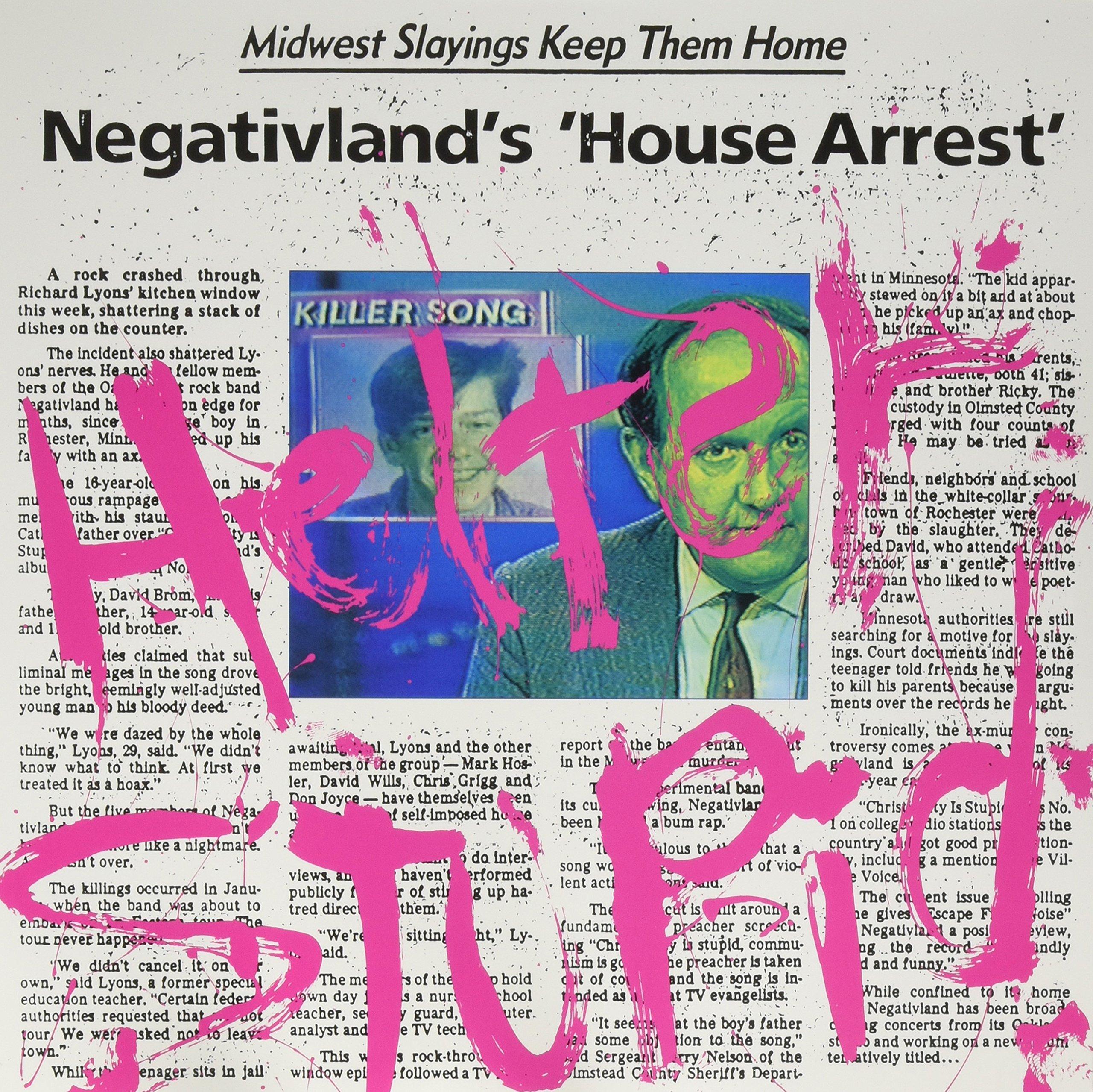 Vinilo : Negativland - Helter Stupid (LP Vinyl)