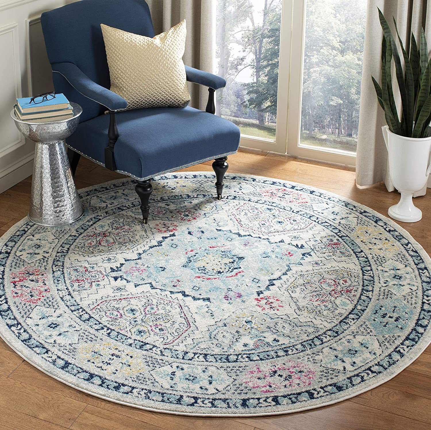Soldering Safavieh Madison Collection MAD925R 2021 new Chic Boho Distresse Oriental