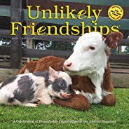 Unlikely Friendships Wall Calendar 2020