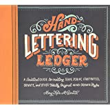 Hand-Lettering Ledger (Journal)
